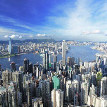 Hong Kong – rekonstrukce fasády nejvyššího soudu