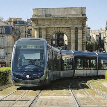 Francie – výstavba tramvajových tratí