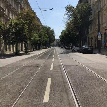 Tramvajová trať Vinohradská – Praha 2